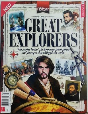 ALL ABOUT HISTORY # Book of GREAT EXPLORERS # AGE OF DISCOVERY # NEW #