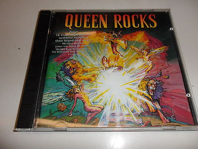 CD  Queen - Queen Rocks