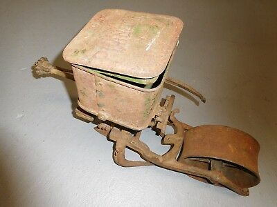Vintage Planet Jr. No. 4 Cast Iron / Metal Seed Planter - Cultivator