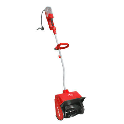 Snow Joe Hybrid Cordless And Electric Shovel 40v Battery Incl