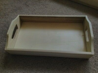 Wooden Tray - Small - 41 x 27cm