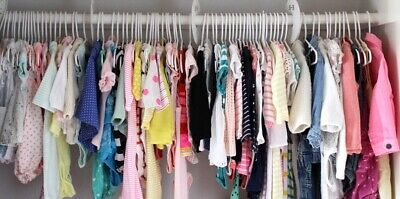 Large Selection of Baby Girls Clothes 9-12 Months Build a Bundle Multi Listing