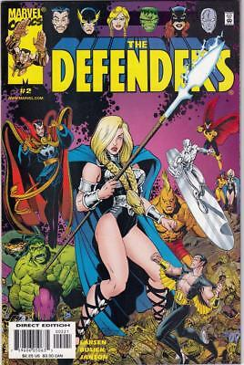 Defenders #2 Art Adams Valkyrie Variant Cover NM (2001)