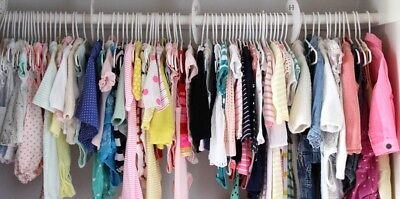 Large/ Huge Selection of Baby Girls Clothes Newborn Build a Bundle Multi Listing
