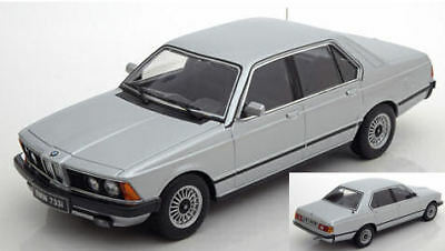 KK-SCALE KKDC180101 SCALA 1//18 BMW 7 SERIES 733I E23 4 DOOR 1977 BLACK MET MODEL