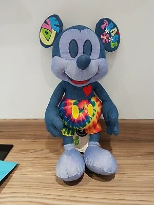 Mickey Memories June Official Disney Store Limited Edition Plush BNWT