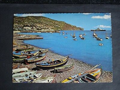Used Colour Post Card Funchal Madeira