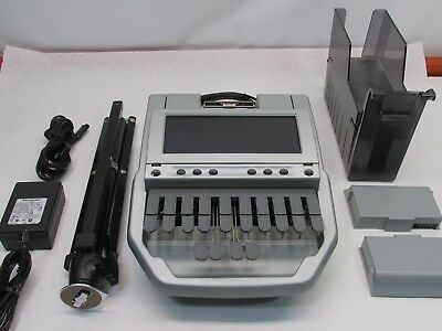 Stenograph Stentura Fusion court reporting writer with accessories. Mint Cond.