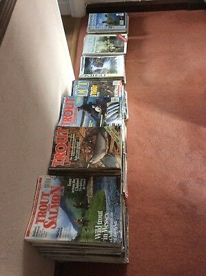 Collection of Fishing Magazines
