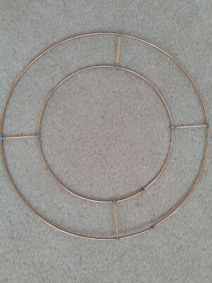 wreath making RIng - Flat - 8 ""