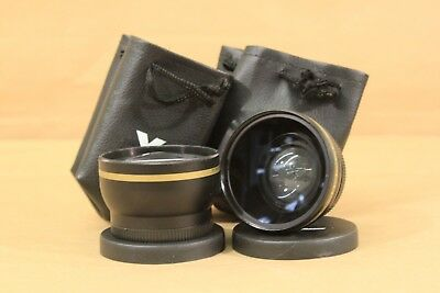 2 Xit Pro Series Photo 2.2x / 0.43 High Definition AF Telephoto Lens 52mm