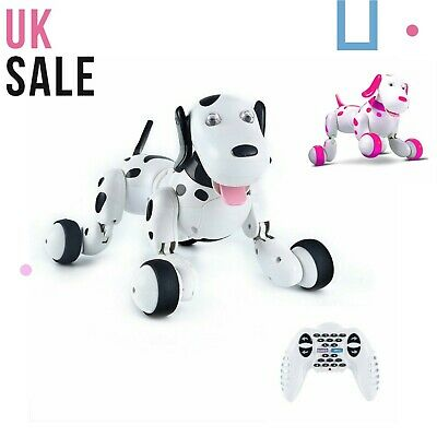 2.4G RC walking  Remote Control Electronic Pets Smart Dog Interactive Robot Dog