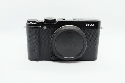Fujifilm X-A1 (Body Only) w/Charger, Battery and Strap