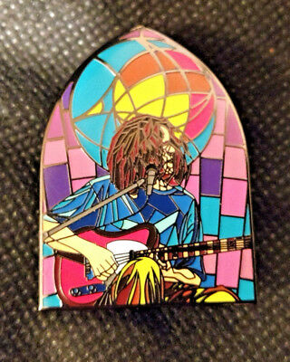 Widespread Panic, St. Mikey in black nickel, FanArt, Hat pins