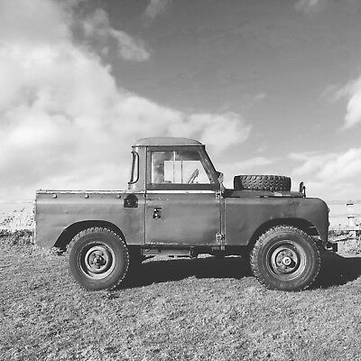 1970 Land Rover Series 2a Pickup