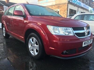 2009 Dodge Journey 2.0 Crd - No Reserve!7 Seater!