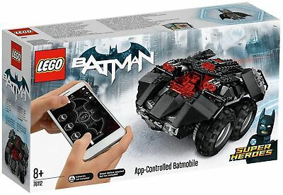 Lego Super Heroes 76112 DC Comics App-Controlled Batmobile BRAND NEW - FREE POST