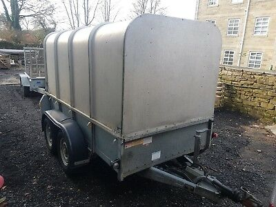 Ifor williams trailer gd 84 Sheep Trailer