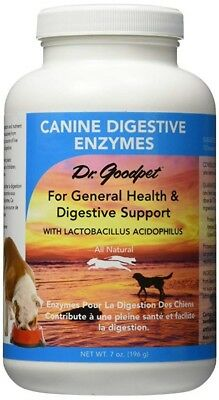 Dr. Goodpet Canine Digestive Enzymes All Natural 7 oz
