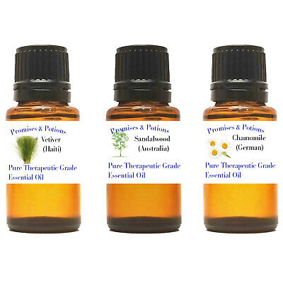 15 ml Pure Essential Oils LOWER PRICE Buy 3 Get 2 FREE!!!! Promises and Potions