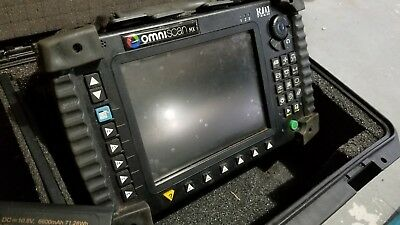 Olympus OmniScan MX 16:128 Ultrasonic Phased Array Flaw Detector