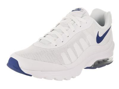 NEW MEN'S NIKE Air Max Invigor Shoes White Gym Blue 749680