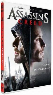 Assassin's Creed DVD NUOVO IMBALLATO