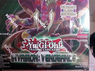 Yu-gi-oh Duelist Pack Rivals Of The Pharaoh Booster Display (36) deutsch Konami