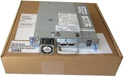 NEW DELL IBM LTO-7 SAS HH 38L7653 M3HCC Tape Drive for TL2000 and TL4000