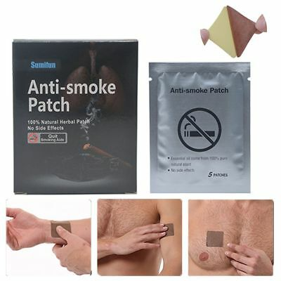 Anti Smoke Patch Natural Ingredient Smoking Cessation Patch Stop Smoking