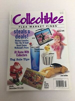Country Accents Collectibles Flea Market Finds Magazine Winter 1995 Vol 3 No 4