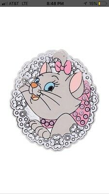 Brand New authentic disney trading pin Jeweled Marie Pin Aristocats