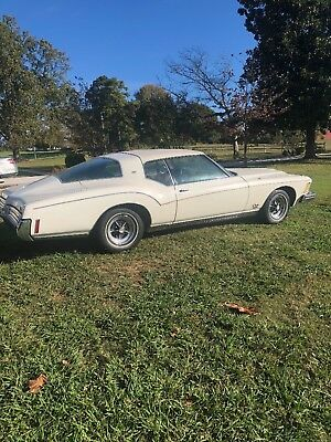 1973 Buick Riviera  1973 Buick Riviera GS Stage One