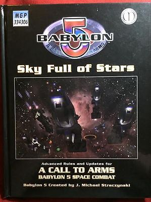 Babylon 5: A Call to Arms - Sky Full of Stars - Mongoose #334306 - NEW