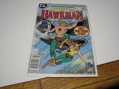 Shadow War of Hawkman #1 (DC May 1985) Shadow War part I