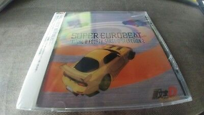SUPER EUROBEAT presents Initial D / Fourth Stage D SELECTION 2  MIYA Records CD