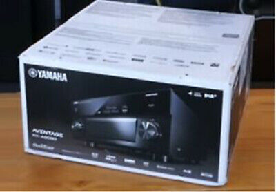 Yamaha AVENTAGE RX-A2080 9.2-Channel Network A/V Home Theater Receiver NEW