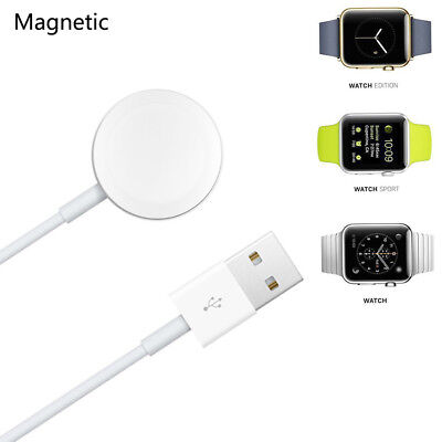Magnetic Charging Cable Charger For Apple Watch 2 3 Edition iWatch 38mm 42mm