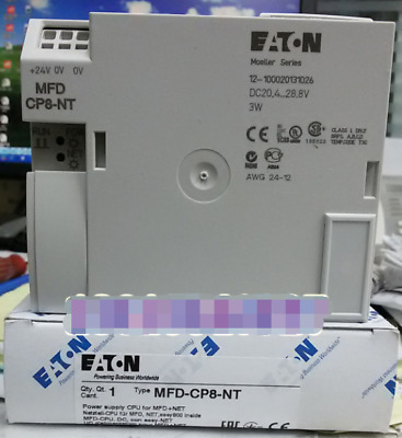 1PC  NEW   EATON  MOELLER   MFD-CP8-NT   free shipping