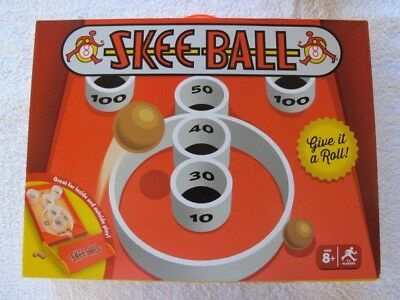 SKEE-BALL from Buffalo Games - MINT