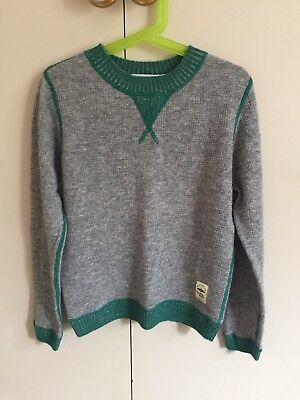 Country Road Boys Waffle knit Jumper Size 7