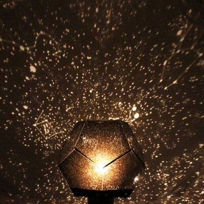 Starry Sky Projector Light Cosmos Four Seasons Constellation Projection Lamp NN