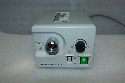 Olympus CLK-4 Halogen Light Source System