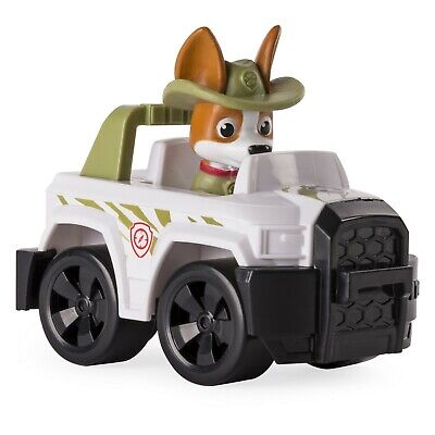 Paw Patrol Jungle Rescue Tracker's Jungle Cruiser - you choose - pup & vehicle