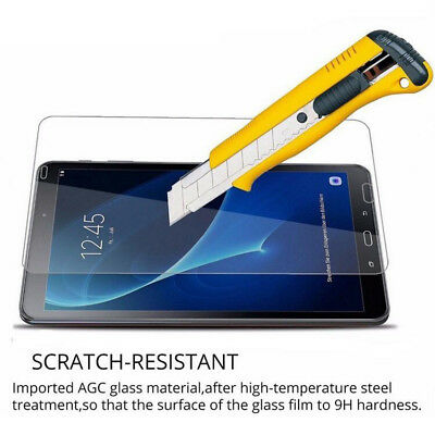 Tempered Glass Screen Protector Film For Samsung Galaxy Tab T580 10.1 Tablet