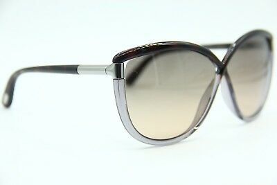 066bebd16216 New Tom Ford Tf327 56B Abbey Brown Authentic Frame Sunglasses 63-9 W case