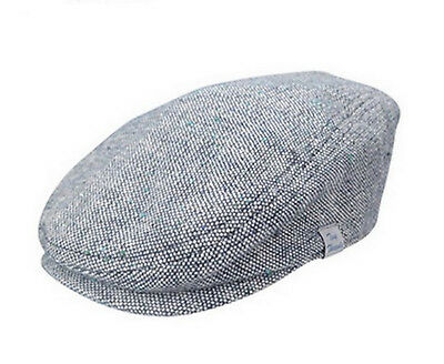 Baby kids children Boys Warm Grey Beret handsome Cabbie Golf Pageboy Hat Cap