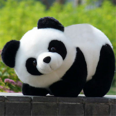 Cute Soft Plush Stuffed Panda Animal Doll Toy Pillow Holiday Gift 16 cm,,