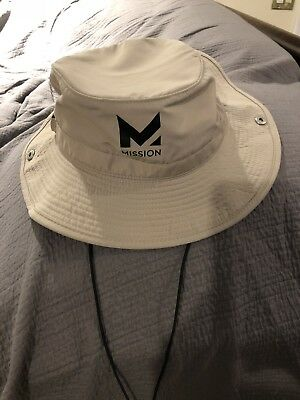 dd768a768 MISSION COOLING BUCKET Hat ~ 12