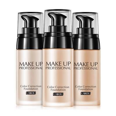 40ml Makeup Base Facial Color Correction Liquid Foundation Moisture Concealer AU